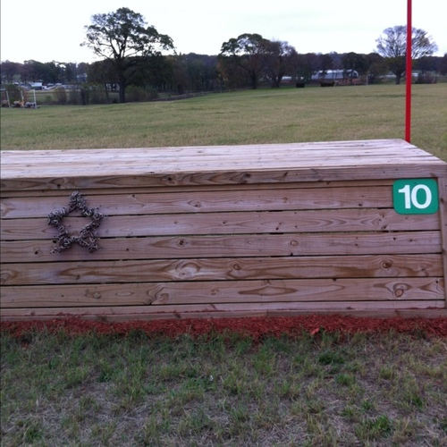 Obstacle 10 -