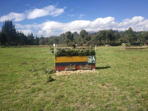 Fence 16A - Tricolor