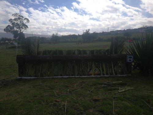 Fence 9B - Vertical con seto
