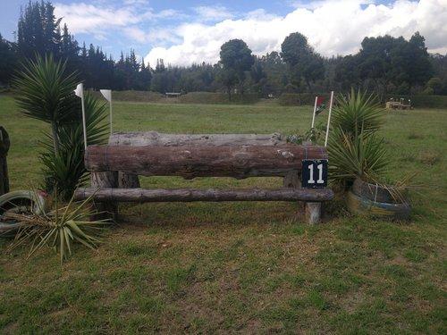 Fence 11 - Paralela con proyección
