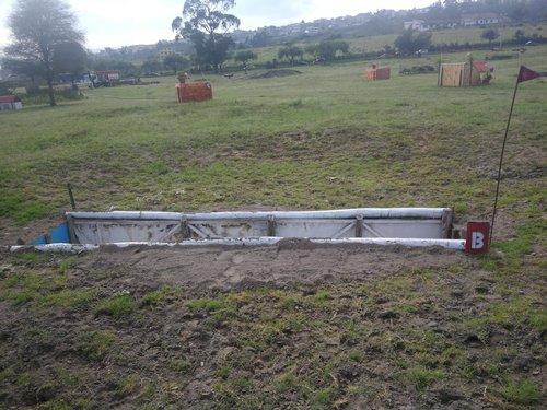 Fence 9B - Hueco