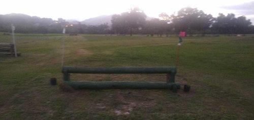 Fence 5 - Tronco Verde