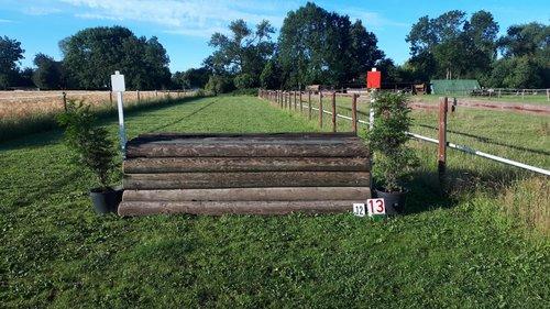 Fence 13 - Mastenstapel