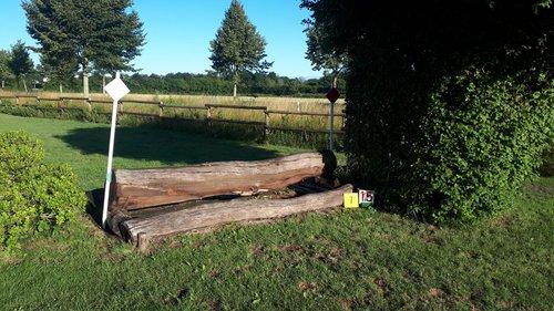 Fence 15 - Trakehner