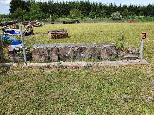 Fence 3 - Brændestabel