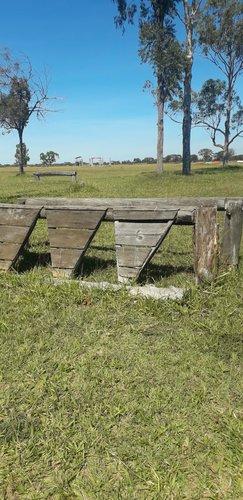 Fence 4 - Dente de tubarao