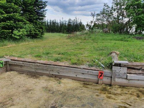 Fence 7 - Opspring vand