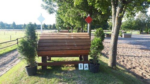 Fence 8A - Wellenbahn