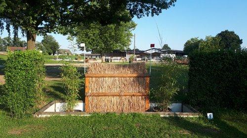 Fence 9 - Grabenhecke