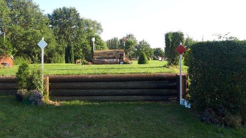 Fence 18A - Normandiebank - Stufe
