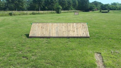 Fence 2 - Helle Rampe
