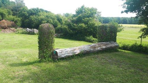 Fence 6 - Absprung