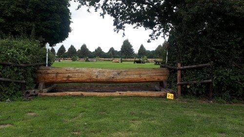 Fence 20 - Trakehner