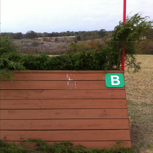 Obstacle 12B -