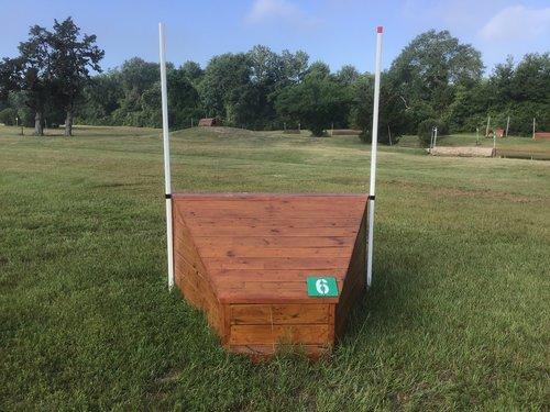 Fence 6 - Wedge