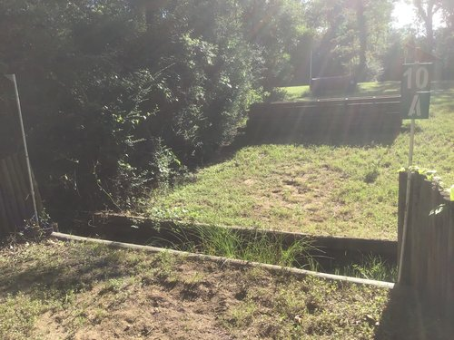 Fence 10A - Ditch