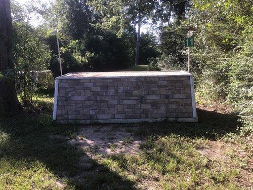 Fence 11 - Stone Wall