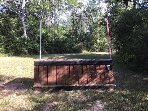 Fence 10B - Corner