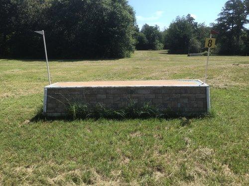 Fence 8 - Stone Wall