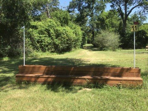 Fence 11 - Brush Box