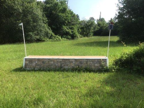 Fence 9 - Stone Wall