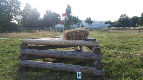 Fence 14 - Ecke