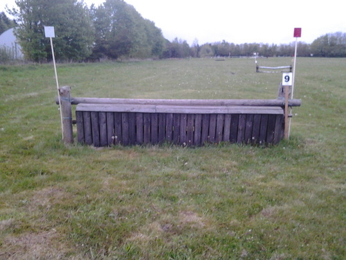 Fence 9 -