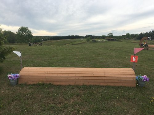 Fence 8 - Roll Top