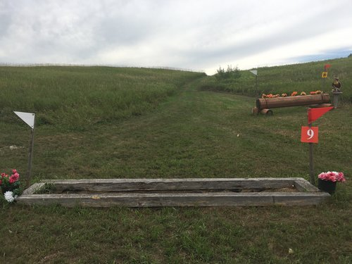 Fence 9 - Faux Ditch