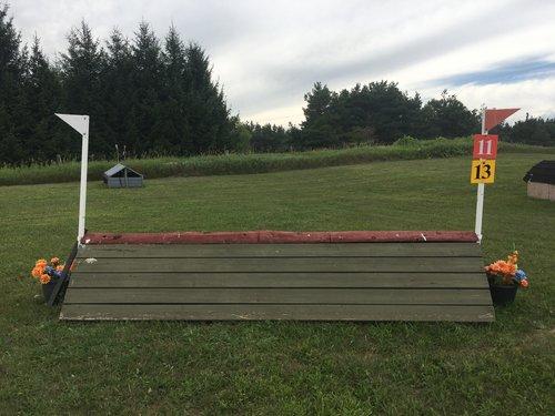 Fence 11 - A Frame