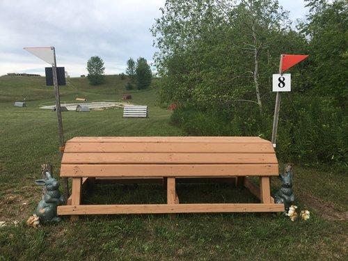 Fence 8 - Rabbit Hutch