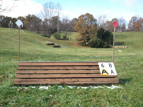 Obstacle 6 - Ramp