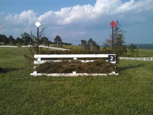 Fence 2 - Steeplechase
