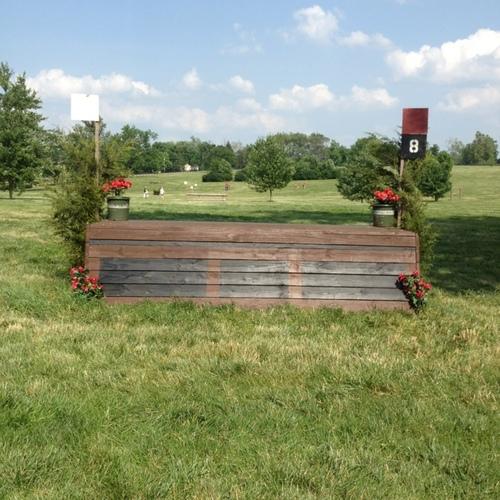 Fence 8 - Big ugly table