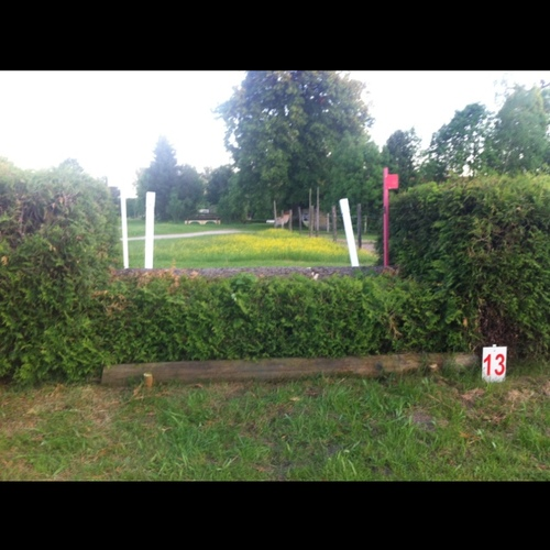 Fence 13 -