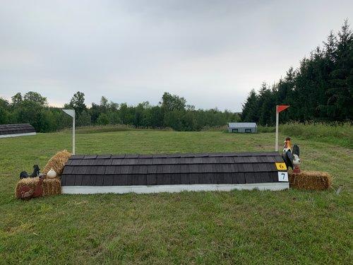 Fence 6 - Chicken Barn