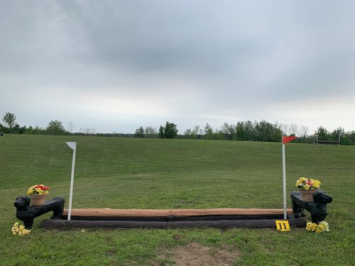 Fence 11 - Doggy Ditch