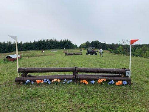 Fence 7 - Post & Rails