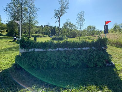 Fence 1 - Steeplechase
