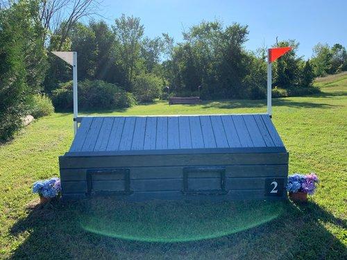 Fence 2 - Grey Cabin