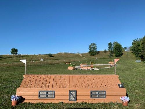 Fence 8 - Cedar Cabin