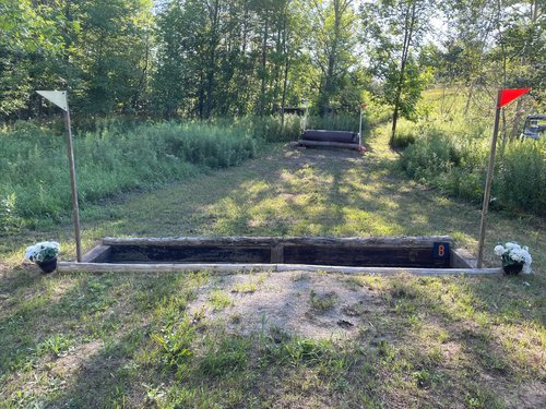 Fence 10B - Coffin Ditch