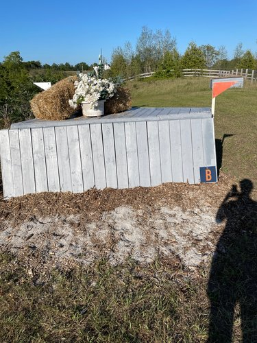 Fence 15B - Corner with Option