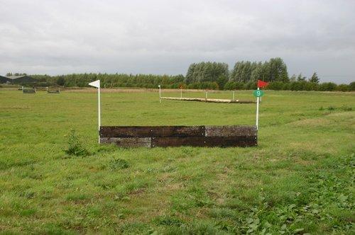 Fence 9 - Ski Ramp