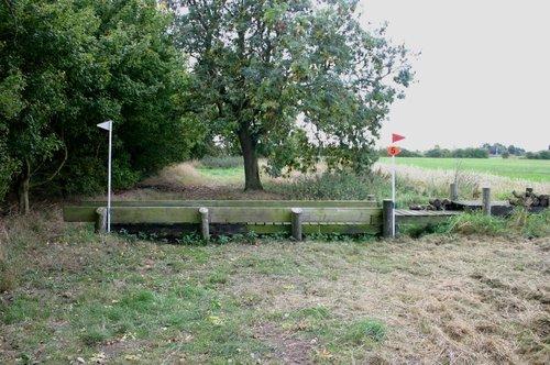 Hindernis 5 - Footbridge