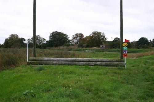 Fence 24 - Ascending Rails