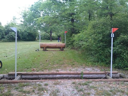 Fence 6B - Ditch