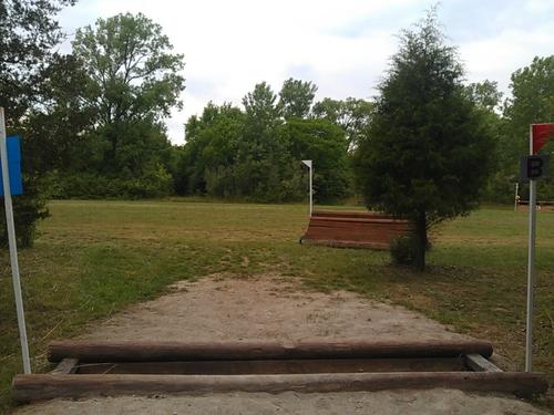 Hindernis 7B - Ditch