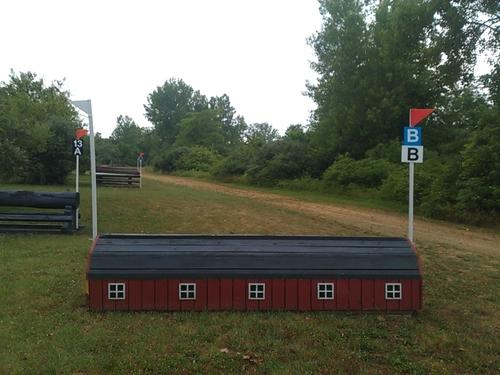 Fence 14B - Ivan's Barns