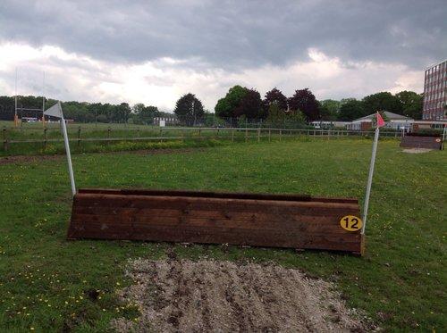 Fence 12 - Brush box